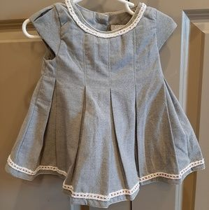 Holiday Tahari Baby dress w/leggings